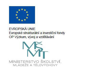 Logo Evropské unie a Ministerstva Školství